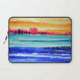 Sunset beauty Laptop Sleeve