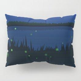 summer night Pillow Sham