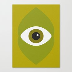 EYE POD Canvas Print