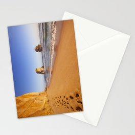 I - Twelve Apostles on the Great Ocean Road, Australia at sunset Stationery Cards