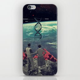 Distance And Eternity iPhone Skin