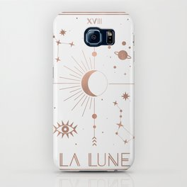 La Lune or The Moon White Edition iPhone Case