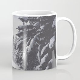 It's gonna clear up - Landscape and Nature Photography Coffee Mug