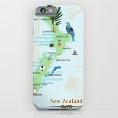 New Zealand iPhone 6s Slim Case
