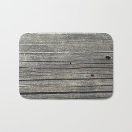 Charred Tree Bath Mat
