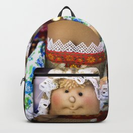 Russian toy Backpack