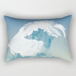 Mavericks Rectangular Pillow
