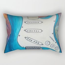 No Strings Attached Rectangular Pillow