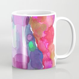 Enchanted Forest Unicorn - Pink Palette Coffee Mug