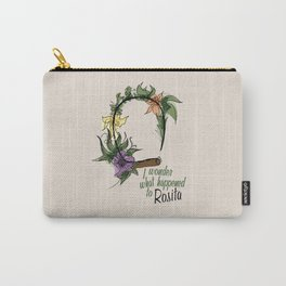 Rosita Carry-All Pouch