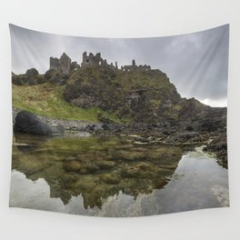 Dunluce Castle Wall Tapestry
