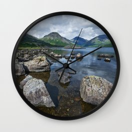 Wastwater English Lake District Wall Clock