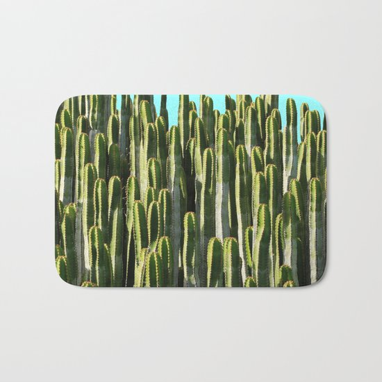 Prickly Day Bath Mat