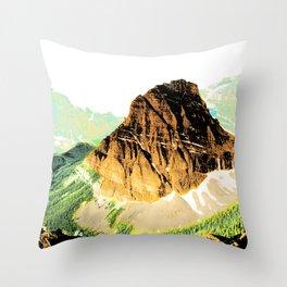 Greenhills Throw Pillow