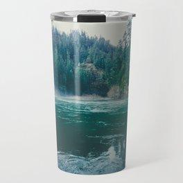 Clackamas River Travel Mug