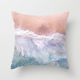 Coast 4 Throw Pillow
