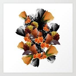 BLOOMBIRDS Art Print