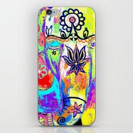 INDIAN ELEPHANT iPhone Skin
