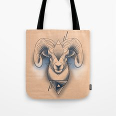Capricorn / Ram Tote Bag