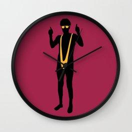 Borat Wall Clock
