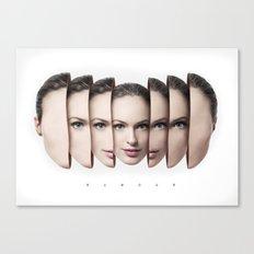 R.U.M.O.U.R Canvas Print