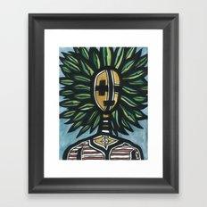 Native of Nature Framed Art Print