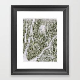 Urban Rhapsody II Framed Art Print