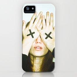 The XX  iPhone Case