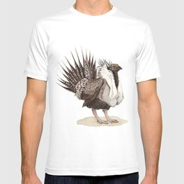 Greater Sage-Grouse T-shirt