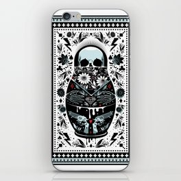 Russian Doll iPhone Skin