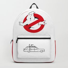 Ecto-1 Backpack