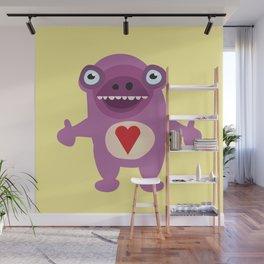 Love Fiend Wall Mural