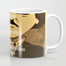 Poe, I am absolutely, positively, in love with the Skull and Bone Band Coffee Mug