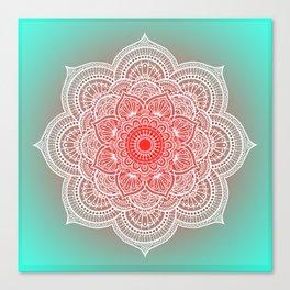 Mandala Lorana  Tender Canvas Print