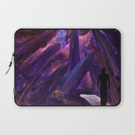 The Healing Cave Laptop Sleeve