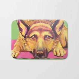 Ava Dog Bath Mat