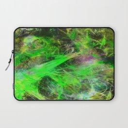 Neon Galaxy - Abstract Laptop Sleeve