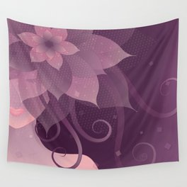 The Elegant Bride Wall Tapestry
