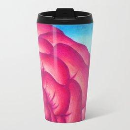 Flora Metal Travel Mug