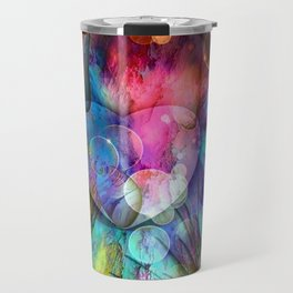 Fantasy of Love by Nico Bielow Travel Mug