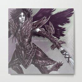 Hades fanart Metal Print