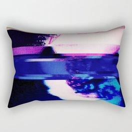 damnation matrix Rectangular Pillow