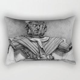 Kang the Conqueror Rectangular Pillow