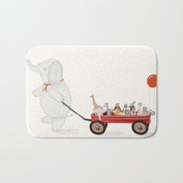 little toys Bath Mat