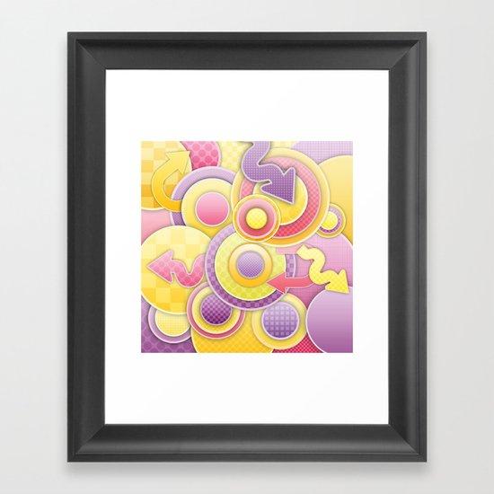 Jumbo Mumbo Framed Art Print