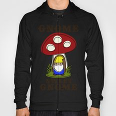 Gnome Sweet Gnome - in Yellow & Blue Hoody