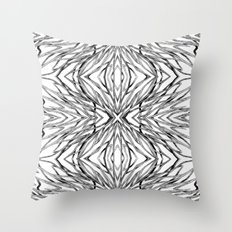 Panel Throw Pillow