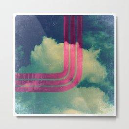 VISA 18 Metal Print