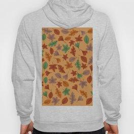Autumn leaves #3 Hoody