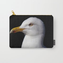 Standing Seagull Carry-All Pouch
